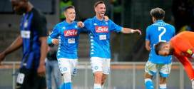 Napoli-Inter 4-1: i partenopei asfaltano i nerazzurri