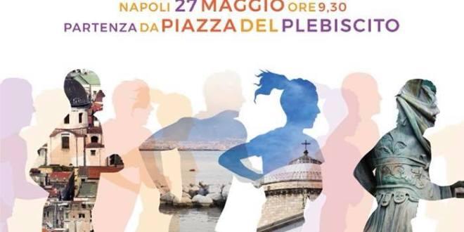 """""""Corri contro la violenza"""": la corsa a Napoli contro il rischio minorile"""