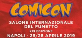 Comicon 2019: Napoli si conferma tra le capitali del fumetto