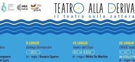 7° edizione di Teatro alla Deriva alle Terme Stufe di Nerone