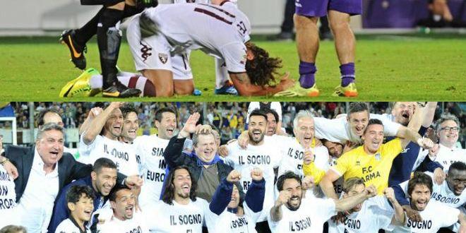 Serie A: Torino si divide tra chi festeggia e chi si dispera.