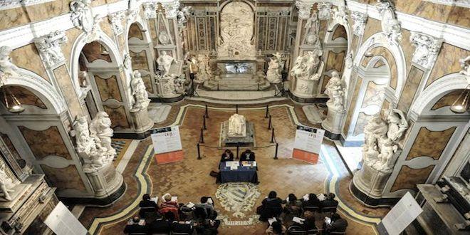 MeravigliArti, II edizione, alla Cappella Sansevero