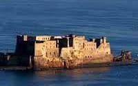 Castel dell' Ovo, il mito di Partenope