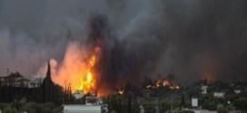 Inferno in Grecia: 60 vittime e 556 feriti, roghi non domati