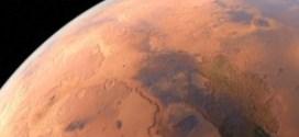 Acqua su Marte: team italiano individua un lago salato