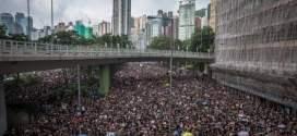 Hong Kong contro la legge sull' estradizione