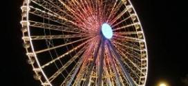 Salerno: dal 5 novembre la protagonista sarà lei, la ruota panoramica