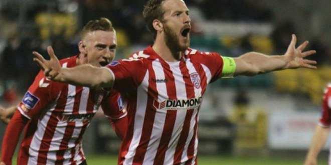 Lutto nel calcio: Morto McBride, capitano del Derry City