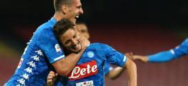Napoli-Udinese 4-2: gli azzurri consolidano il 2° posto