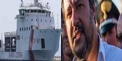 Salvini-Diciotti: è guerra con la procura