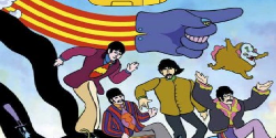 Yellow Submarine: i Beatles diventano un fumetto