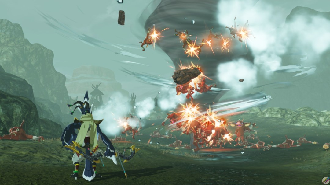 Preview Hyrule Warriors Age Of Calamity Link Cable Gaming