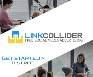 LinkCollider - SEO Tools with Social Media Advertising