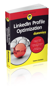 LinkedIn Profile Optimization for Dummies Book