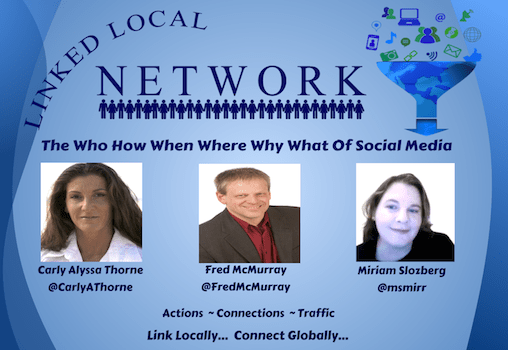 Linked Local Network Social Media Instructors
