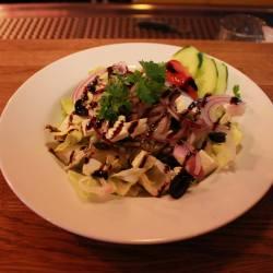 Griechischer Salat im Südstern