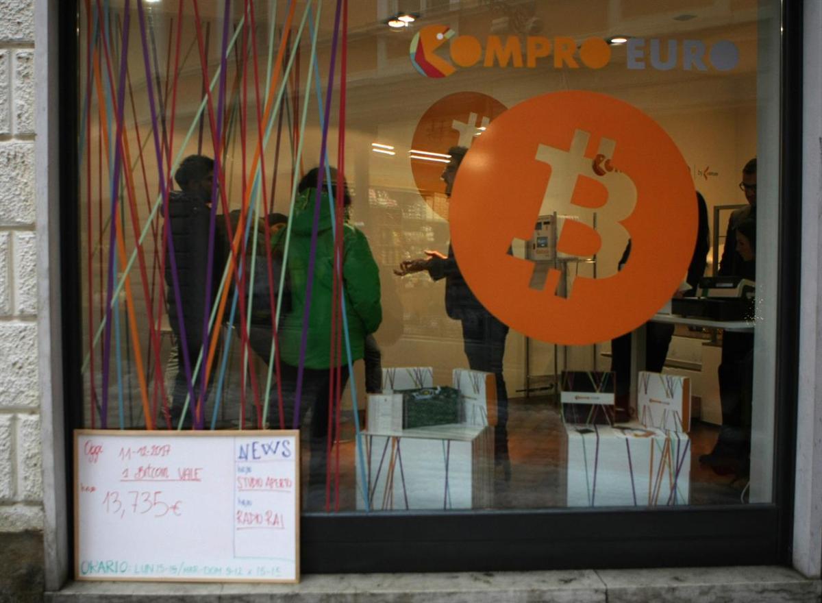 Arriva l'euro digitale contro bitcoin e le criptovalute