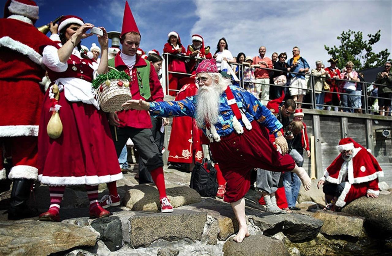 Chi Invento Babbo Natale.Il Finto Babbo Natale E Il Costruzionista Sociale Linkiesta It