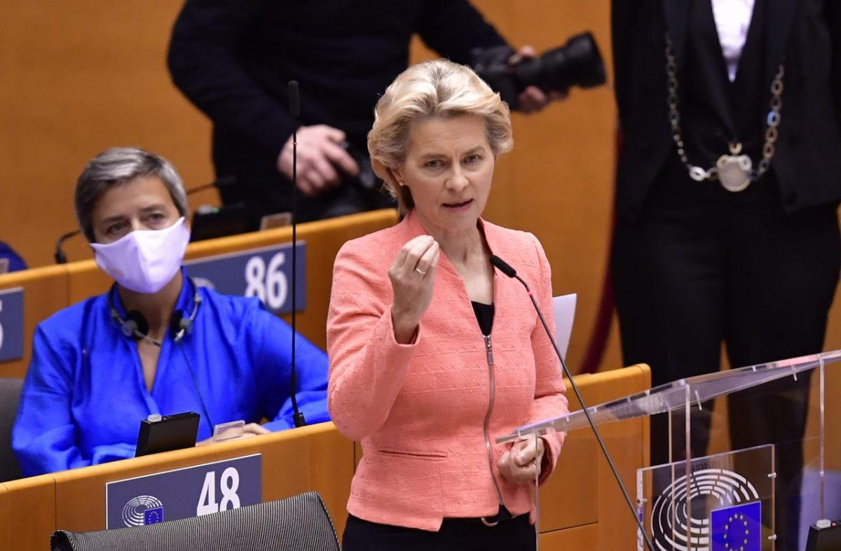 Cosa pensano gli eurodeputati del discorso di Ursula von der Leyen - Linkiesta.it