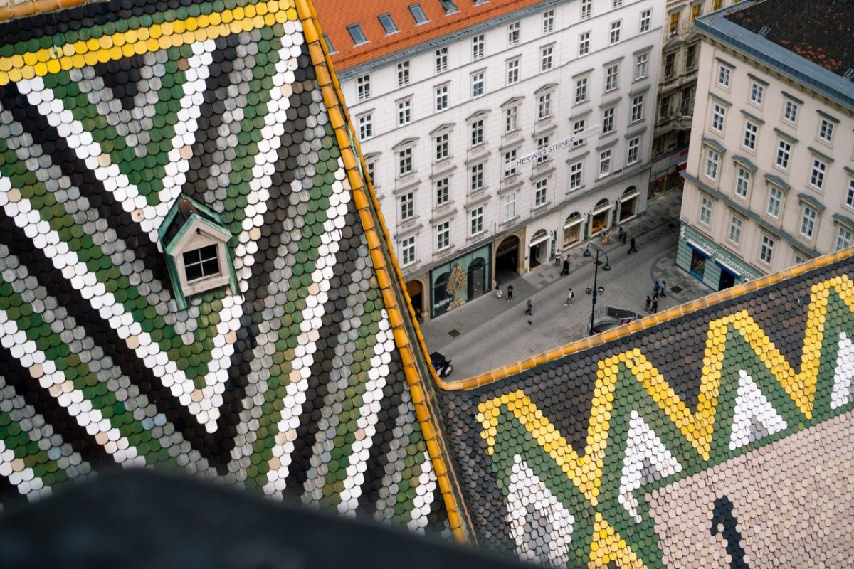 Vienna duomo