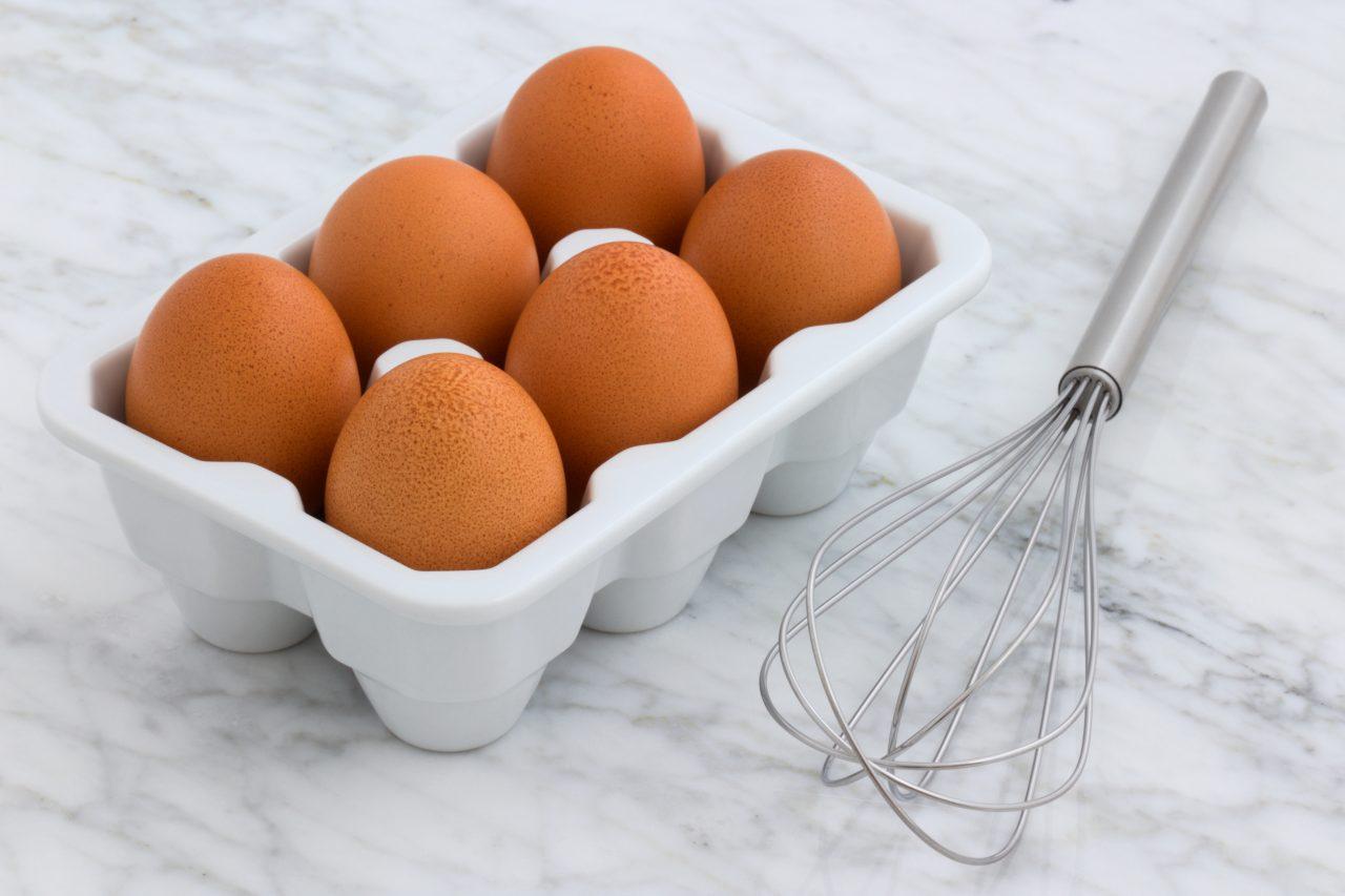 Dall'uovo strapazzato alla cremina: ecco che cosa è successo