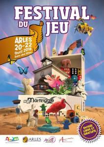 Grande première : Linkkipeli au Festival du Jeu d'Arles