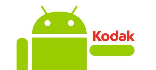 Smartphone-Kodak