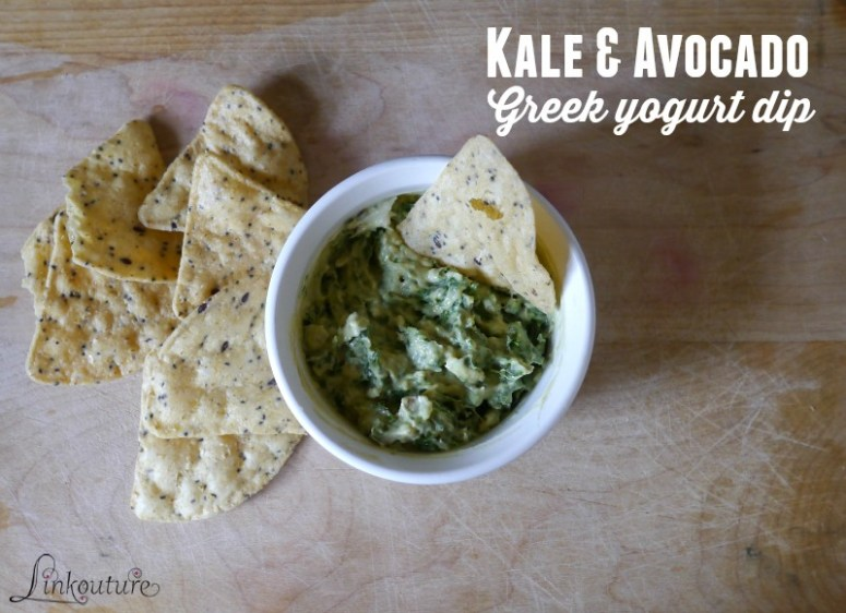 Try this recipe for a delicious and nutritious guilt-free dip using nonprofit Greek yogurt, kale and avocado.