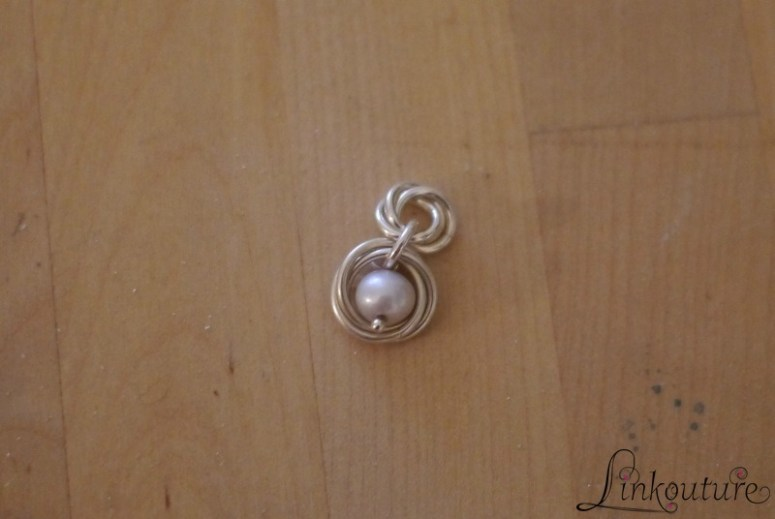 Make your own elegant freshwater pearl earrings