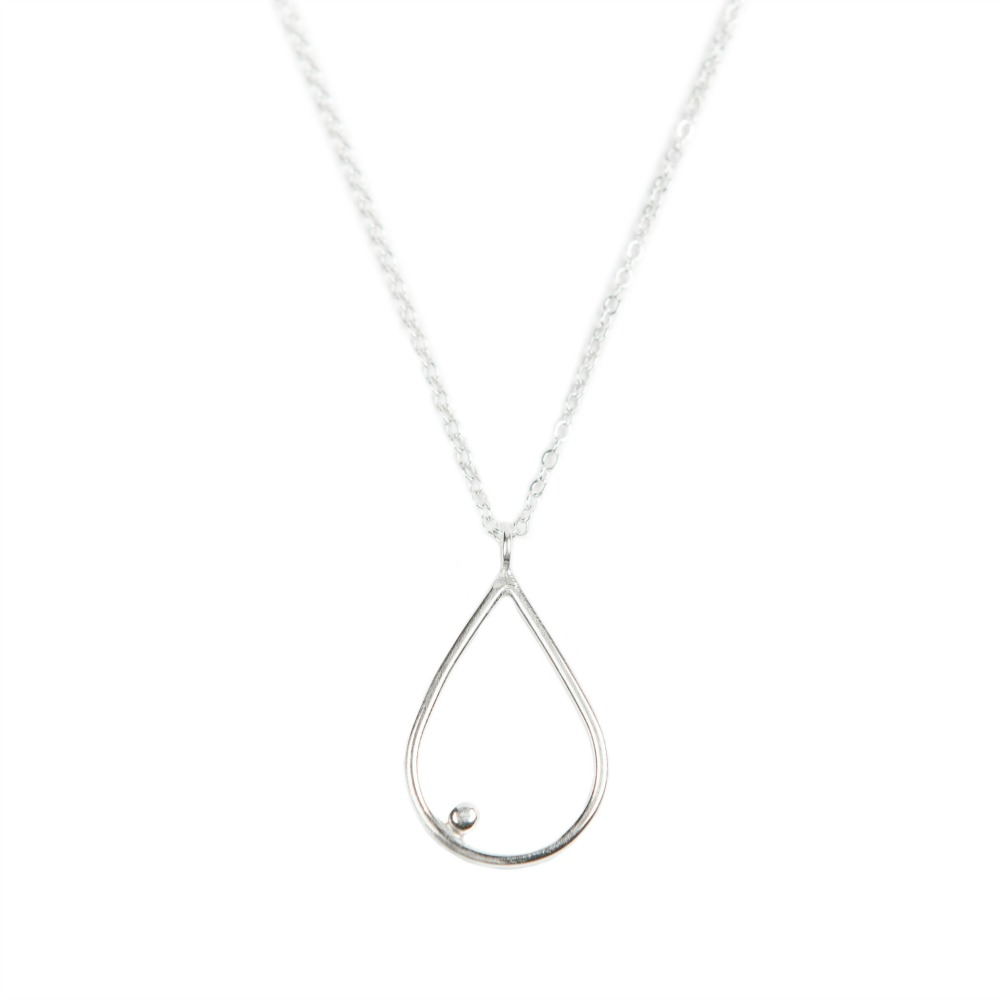 pandora gifts es radiant en e gift set teardrop necklace store