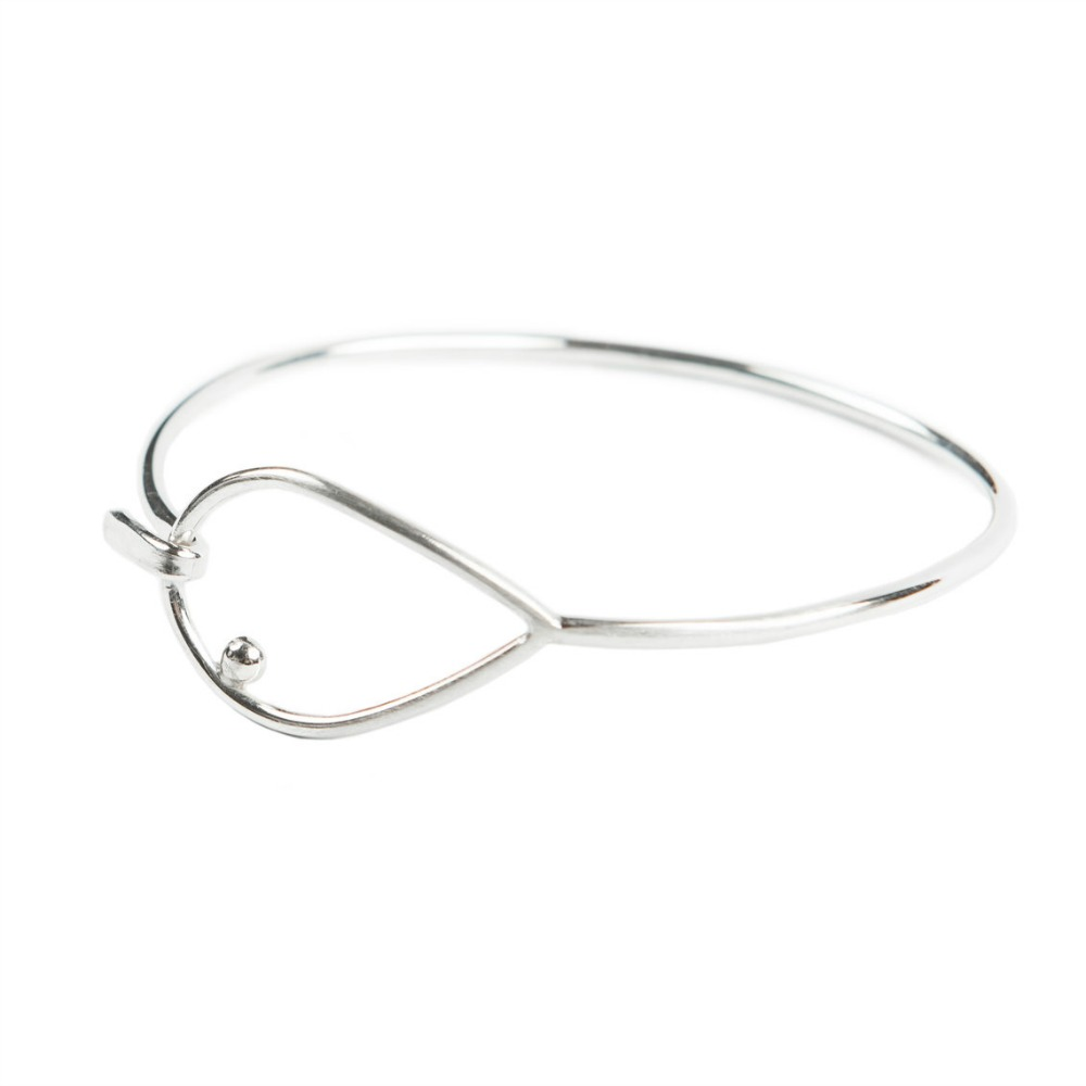 edited products img bangle bangles oval sterling hammered ellipse bracelet