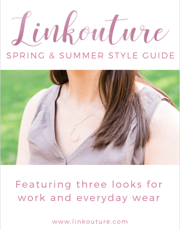 Download your copy of the Linkouture spring & summer style guide!