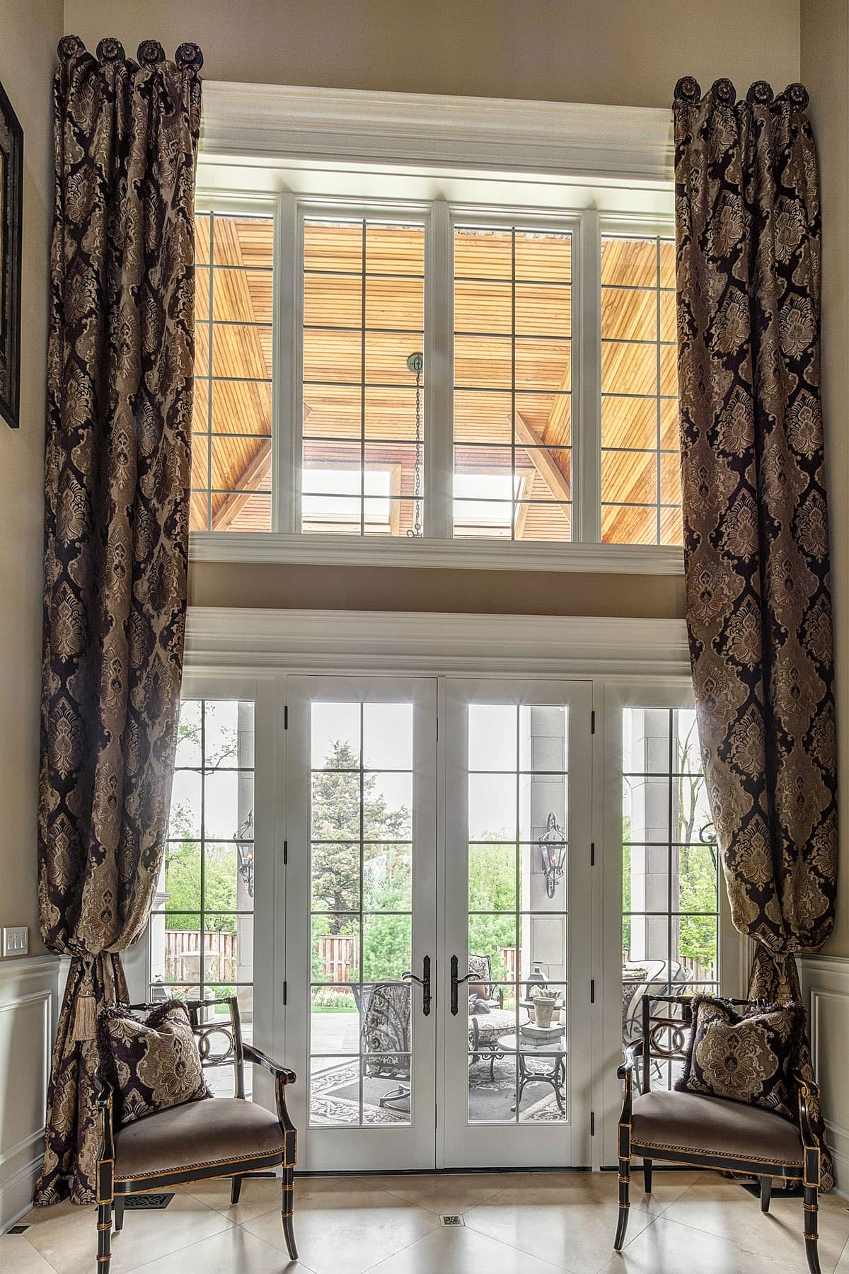 Custom Window Treatments Projects Linly Designs