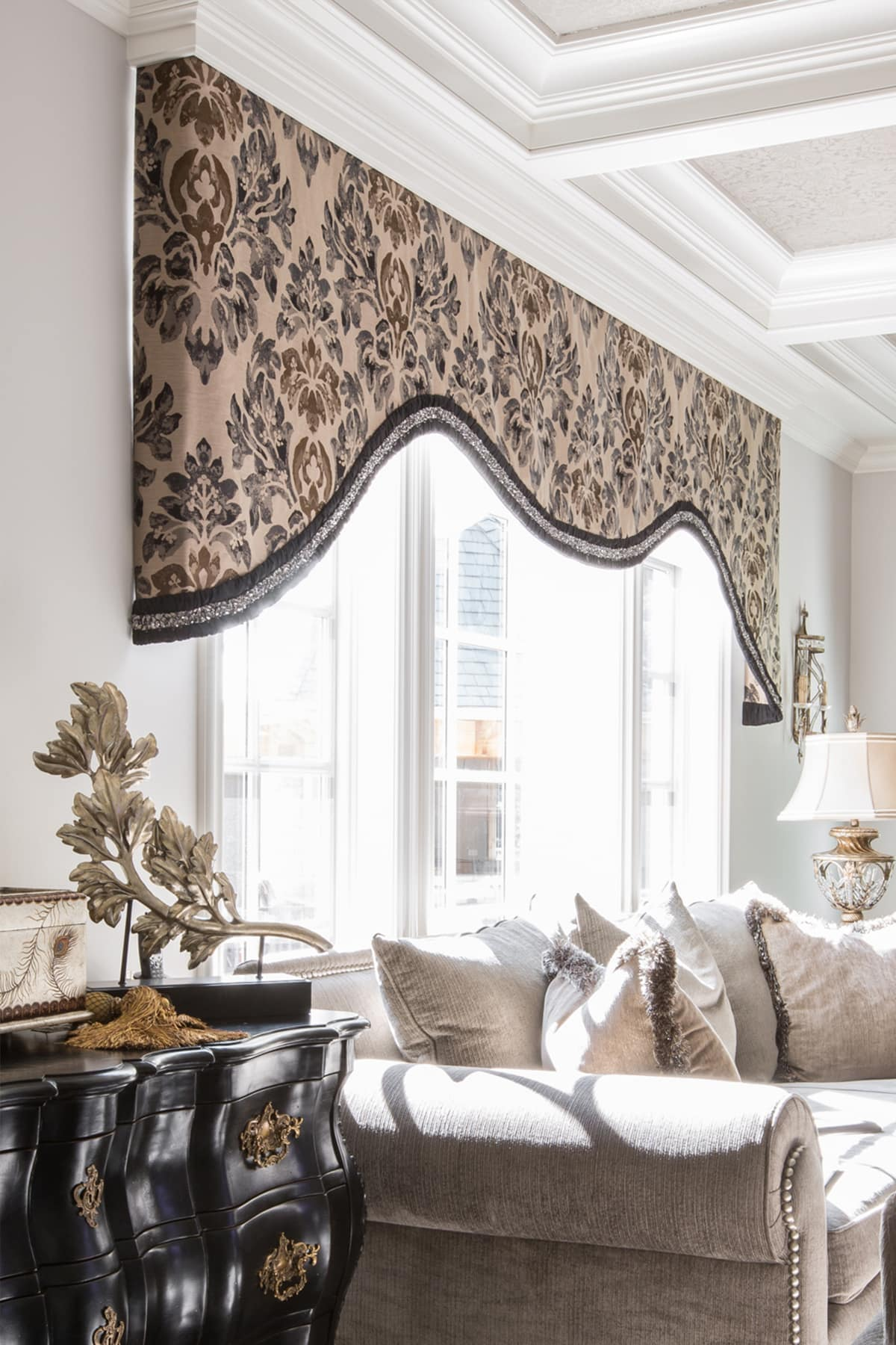 Custom Window Treatments To Fit Your Style Linly Designs