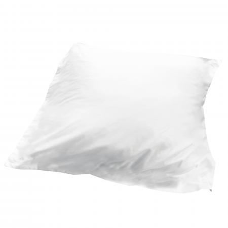 Housse D Edredon 140x150cm Uni Pur Coton Alto Blanc Linnea Linge De Maison Et