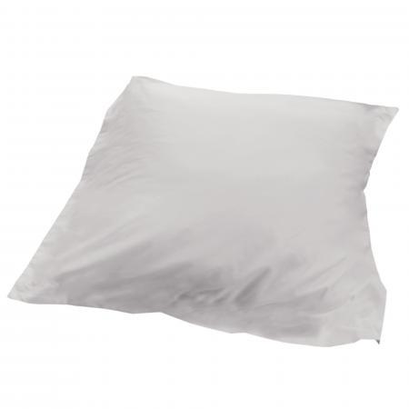 Housse D Edredon 140x150cm Uni Pur Coton Alto Gris Calcium Linnea Linge De Maison Et
