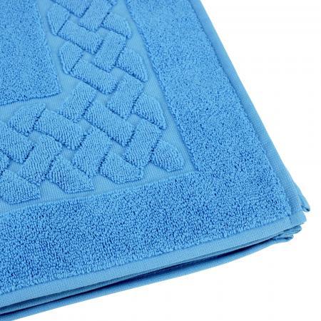 tapis de bain 50x80 cm royal cresent bleu ciel 850 g m2