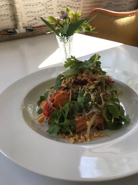 Lunch hos Linnérs mat på Trycket v 22