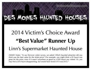 DMHH Awards 2014 LHH Best Value
