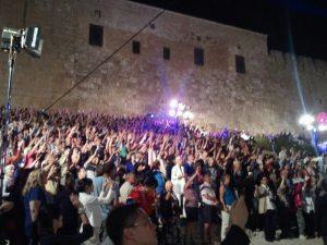 Escalones del Sur - Jerusalén