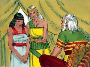 Sara y Agar -  La Gracia y La Ley