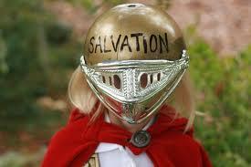 casco de salvación