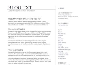 blogtxt