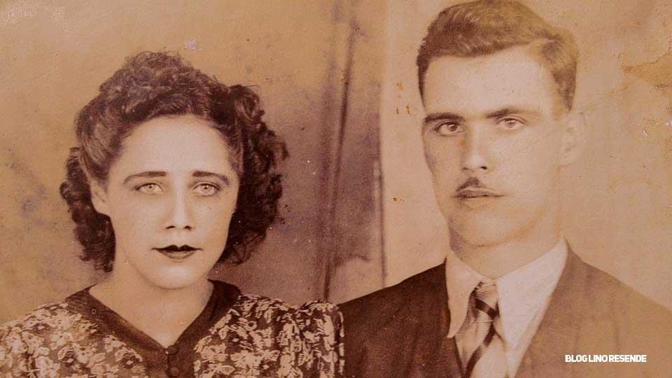 Família: Com meu pai e minha mãe a união dos Rezsendes, Barbosas e Bossois