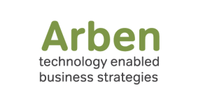 The organisation logo for Arben - a LINQ Partner