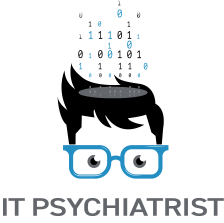 IT Psychiatrist Logo