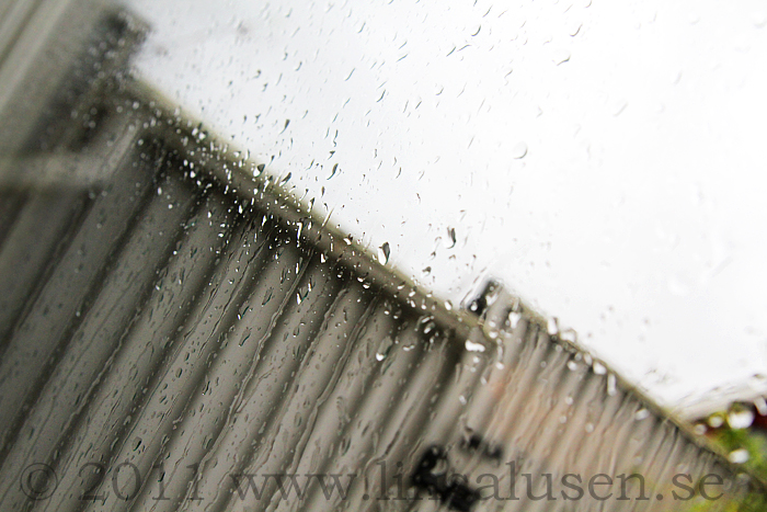 Regn ..och regn..
