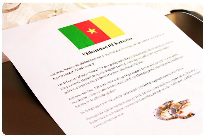 Lite bilder från Kamerun