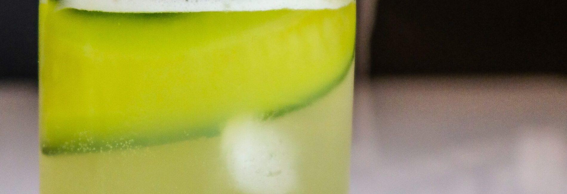 Fredagsdrinken – Green Spritzer
