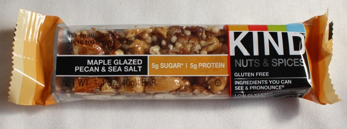Maple Glazed Pecan & Sea Salt Kind Bar